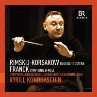 Kyrill Kondraschin conducts Rimskij-Korsakow and Franck
