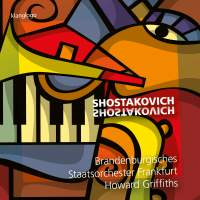 Dmitri Shostakovich: Suite for Jazz Orchestra No. 2&#x3B; Concerto for Piano, Trumpet, and String Orchestra, Op. 35&#x3B; The Golden Age
