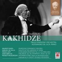 Djansug Kakhidze: The Legacy Vol. 9