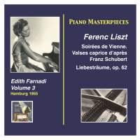 Piano Masterpieces: Edith Farnadi, Vol. 3
