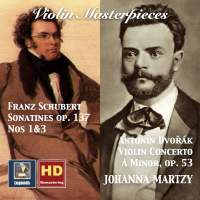 Schubert & Dvořák: Works for Violin