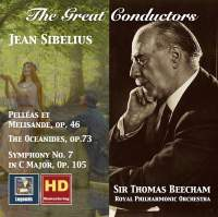 The Great Conductors: Thomas Beecham Conducts Sibelius (Remastered 2017)