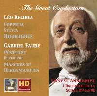 The Great Conductors: Ernest Ansermet (Remastered 2017)