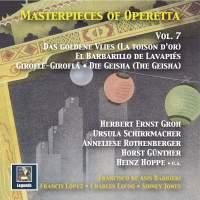 Masterpieces of Operetta, Vol. 7 (Remastered 2017)