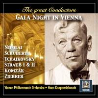 The Great Conductors: Gala Night in Vienna (Remastered 2018)