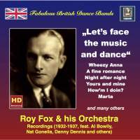 Fabulous British Dance Bands: Rox Fox & His Orchestra 'Lets Face the Music & Dance'