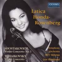 Shostakovich: Violin Concerto No. 1 / Tchaikovsky: Violin Concerto