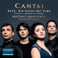 Cantai - Johann Sebastian Bach: Die Kunst der Fuge&#x3B; Stefano Pierini: Cantai un tempo