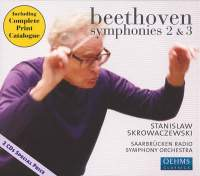 Beethoven: Symphonies Nos. 2 & 3