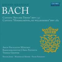 JS Bach: Cantatas BWV131 & BWV182