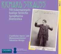 Richard Strauss: Tone Poems Volume 2