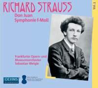 Richard Strauss: Tone Poems Volume 3