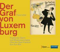 Lehár: Der Graf von Luxemburg