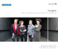 Insights: The String Quartets by Arnold Schoenberg