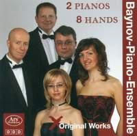 2 Pianos 8 Hands