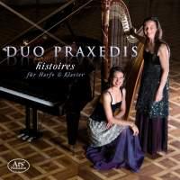 Histoires fur Harfe & Klavier