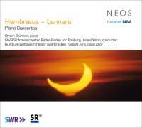 Bengt Hambræus & Claude Lenners: Piano Concertos