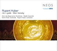 Rupert Huber: Rūḥ-i-gulāb & Mein Venedig