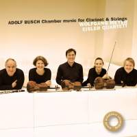 Busch: Chamber Music for Clarinet & Strings