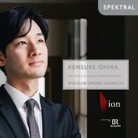 Ishii, Bach, Müthel: 1st Prize ION Organ Competition 2016