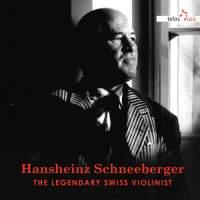 The Legendary Swiss Violinist