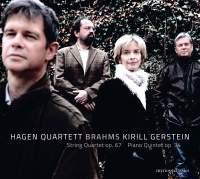 Brahms: String Quartet Op. 67 and Piano Quintet Op. 34