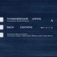 JS Bach: Cantatas BWV 33, 17, 99
