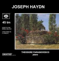 Haydn: Sonate en Eb & Variations