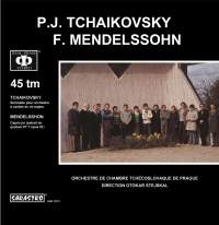 Tchaikovsky: Serenade in C major & Mendelssohn: Capriccio in E minor