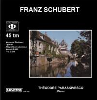 Schubert: Moments Musicaux