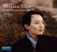 William Youn Plays Mozart Sonatas, Vol. 5
