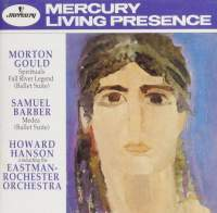 Gould and Barber: Orchestral Works