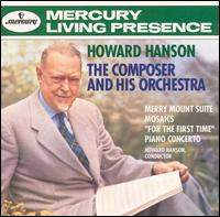 Howard Hanson: The Composer and his Orchestra