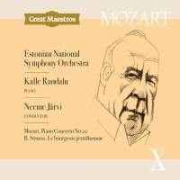 Mozart: Piano Concerto No. 22 in E-Flat Major, K. 482 - Strauss: Le bourgeois gentilhomme, Op. 60, TrV 228c (Live)