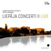 Liepaja Concerti II LIVE