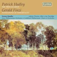 Hadley & Finzi: Songs with orchestra