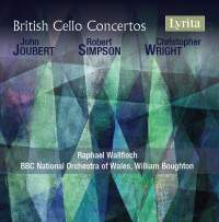 British Cello Concertos