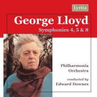 George Lloyd - Symphonies Nos. 4, 5 & 8