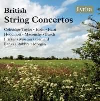 British String Concertos