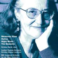 Musgrave: Memento Vitae, Helios, Night Music & The Seasons