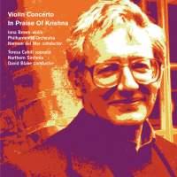 David Blake: Violin Concerto