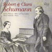Robert & Clara Schumann: Music for Oboe and Cor Anglais