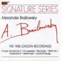 Chopin, Beethoven, Bach & Scarlatti: Piano Works