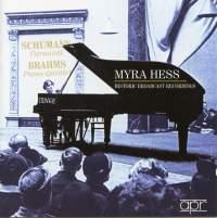 Myra Hess - Historic Broadcast Recordings