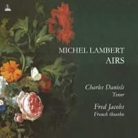 Michel Lambert: Airs