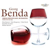 Georg Benda: Chamber Music And Songs