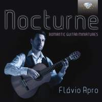 Nocturne: Romantic Guitar Miniatures