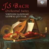 Bach, J S: Orchestral Suites Nos. 1-4, BWV1066-1069