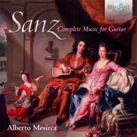 Sanz: Complete Music For Guitar