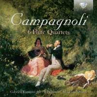 Campagnoli: 6 Flute Quartets